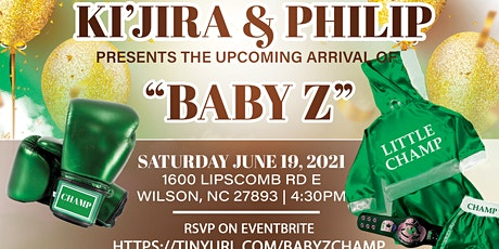 """Baby Shower for """"Baby Z"""" tickets"""