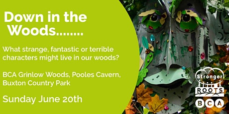 Down in the woods… tickets