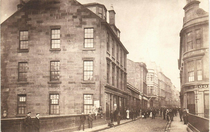 Paisley: A step into the past Heritage Walk image