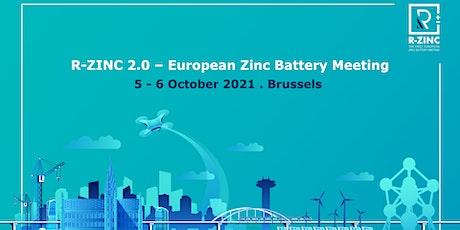R-Zinc 2.0 - Zinc Battery Meeting tickets