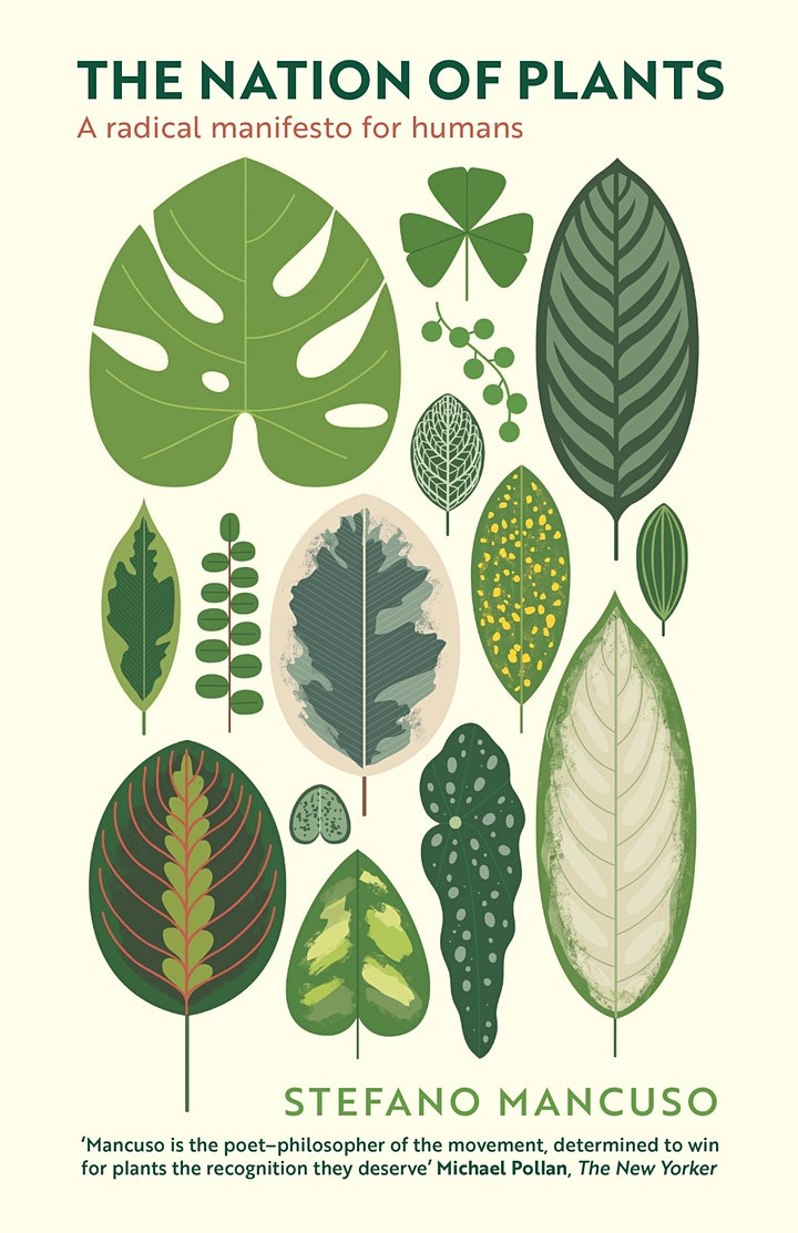 The Nation of Plants – A Manifesto for Humans   Stefano Mancuso image