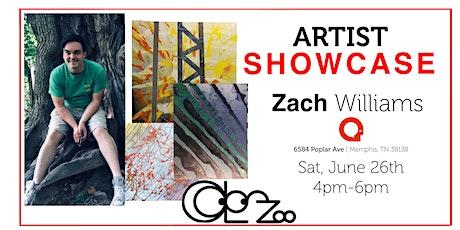 Serendipity Labs Artist Showcase - Zach Williams tickets