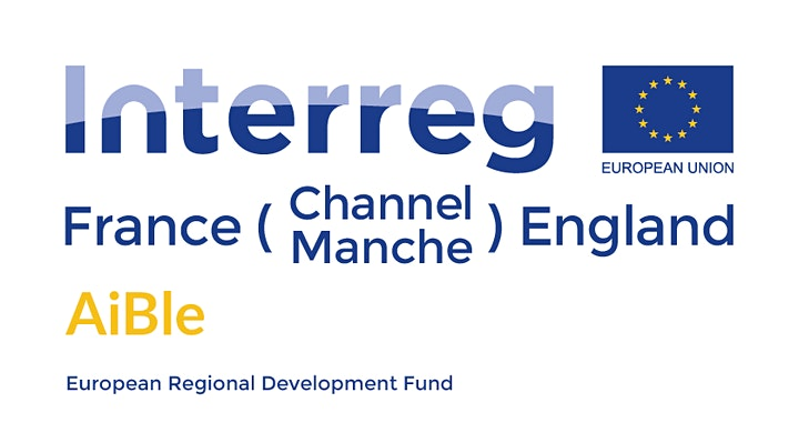 EU Interreg AiBle Human-Robot Interaction for Rehabilitation Webinar image