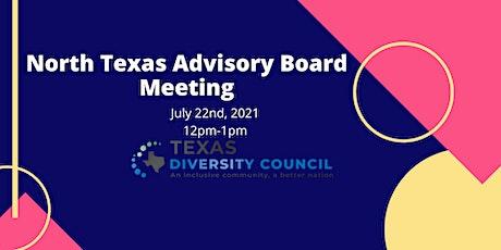 North Texas Advisory Board Meeting tickets