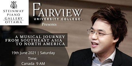 A Musical Journey from Southeast Asia to North America tickets