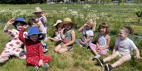Sunshine Days - Summer 2021 (4-6 yrs old + Caregiver) - Tuesday Mornings tickets