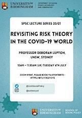 SPSC Lecture: Professor Deborah Lupton tickets