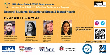 Doctoral Students' Educational Stress & Mental Health (Webinar 4 of 5) tickets