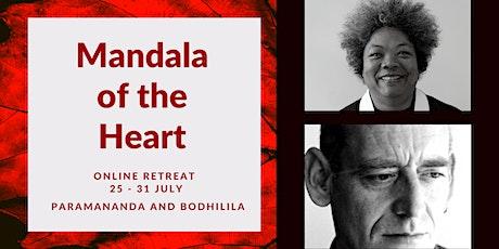 Mandala of the Heart: Online Retreat tickets