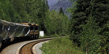 Zoom Around the World - The Rocky Mountaineer tickets