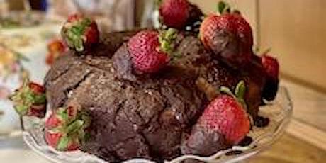 Good Dinner Mrs Mellen Cake Baking Zoom Class tickets