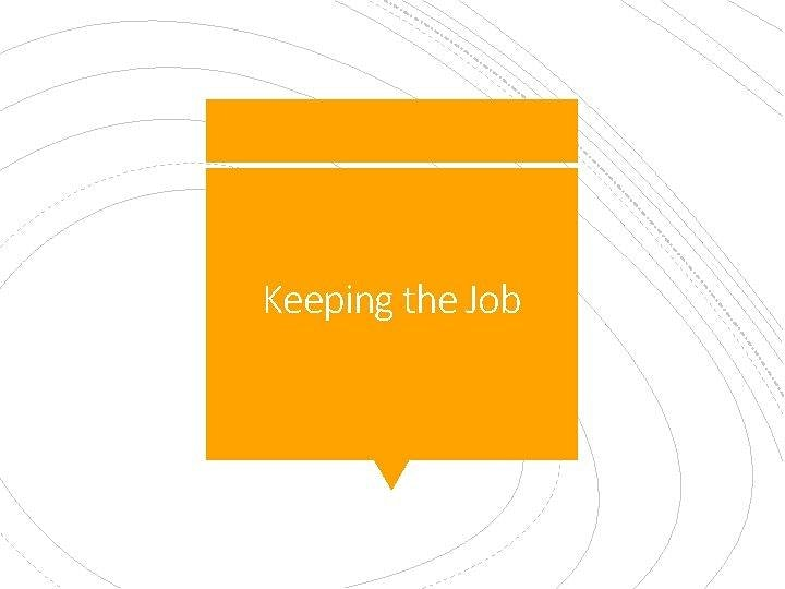 ADVANCE-U:  Finding Work 100:  Getting and Keeping A Job Virtual Webinar image