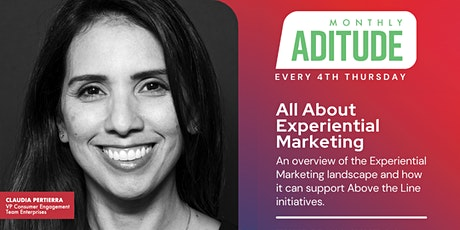 ADITUDE - All About Experiential Marketing tickets