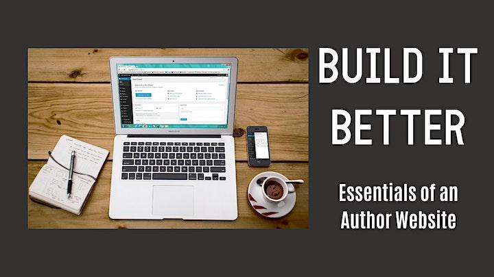 The Author's Web Toolkit - Websites & Social Media Strategies image