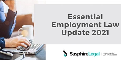 Masterclass: Hot Topics in Employment Law tickets