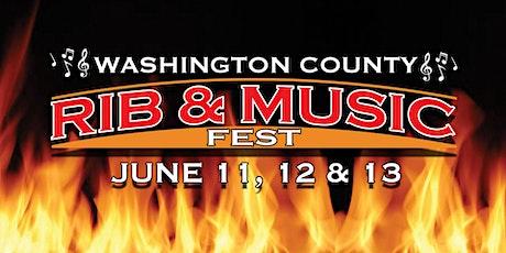 Washington County Rib and Music Festival tickets