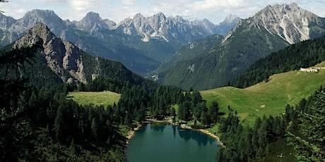 Trekking nelle verdi montagne della Carnia: Bordaglia biglietti