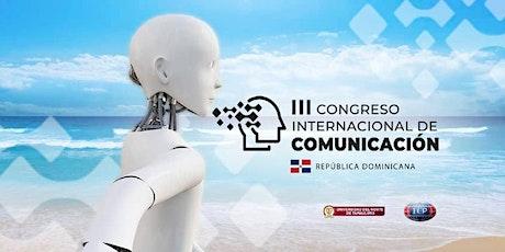 III Congreso Internacional de Comunicación Política entradas