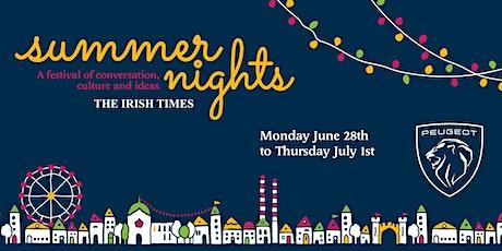 The Irish Times Summer Nights Festival tickets