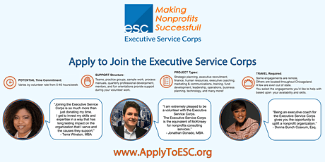 ESC New Consultant and Executive Coach Orientation tickets