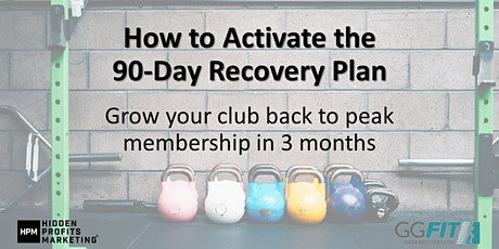 How to Activate the 90-Day Recovery Plan tickets
