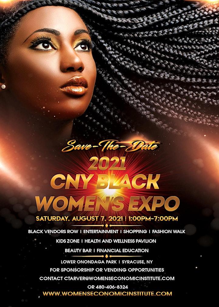 2021 Inaugural CNY Black Women's Expo image