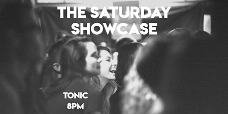 The Saturday Showcase (DC's Best Comedy Show) tickets