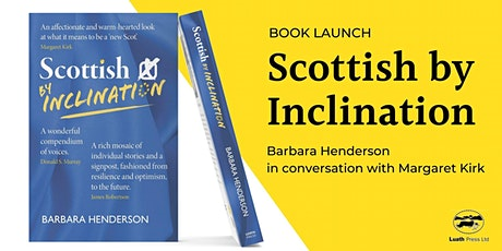 Scottish by Inclination: Official launch with Barbara Henderson tickets