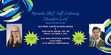 Momenta Oral and Maxillofacial Surgery Fall Continuing Education Event tickets