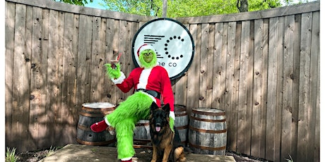 Grinchmas in July at KC Wine Co Vineyard and Winery tickets