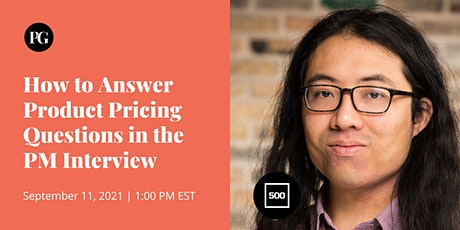 How to Answer Product Pricing Questions in the PM Interview tickets