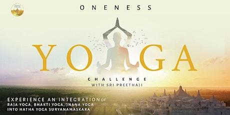 Oneness Yoga Challenge tickets