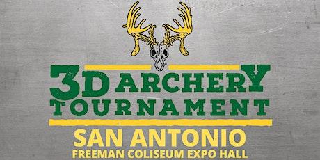 2021 Hunters Extravaganza 3D Archery Tournament- SAN ANTONIO tickets
