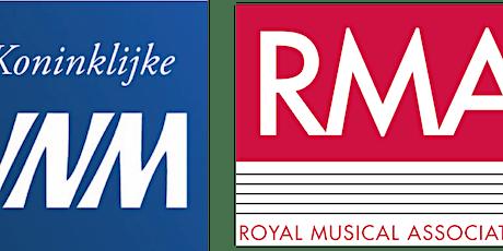 KVNM-RMA International Postgraduate Symposium in Music Research tickets