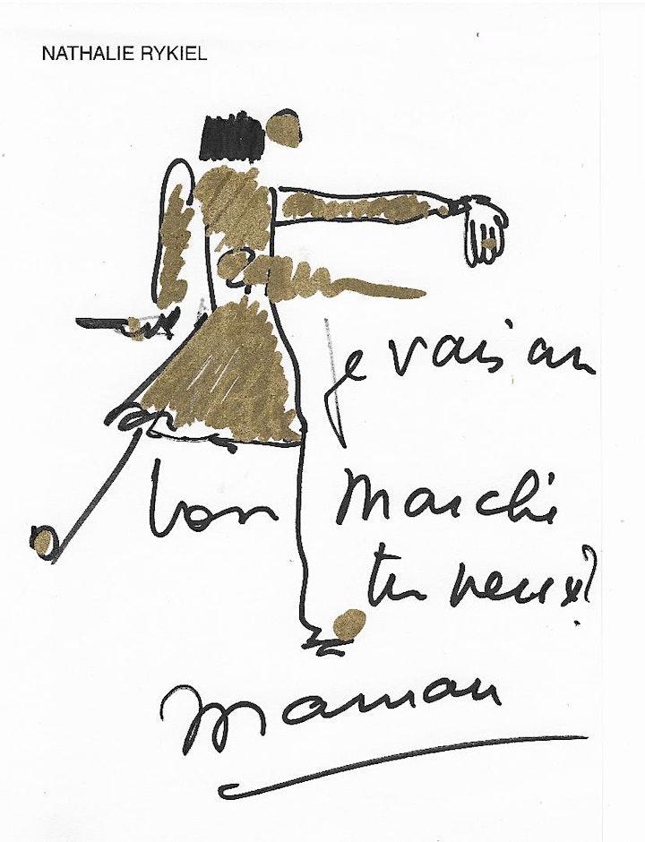 Image pour Les ON: Séance de  dédicaces par Nathalie Rykiel