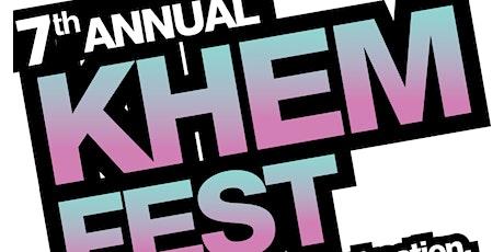 7th Annual Khem Fest and Khem Animation Film Festival tickets