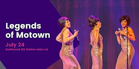 Legends of Motown tickets