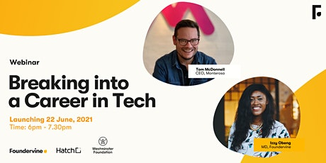 Breaking into a Career in Tech tickets