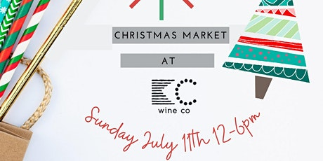 Christmas in July Sip n' Shop at KC Wine Co Vineyard and Winery tickets