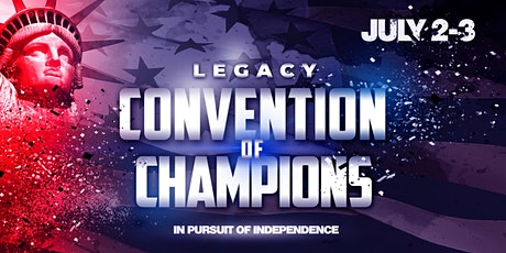 Convention of Champions tickets
