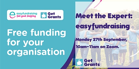 FREE Virtual Meet the Expert Event: easyfundraising tickets