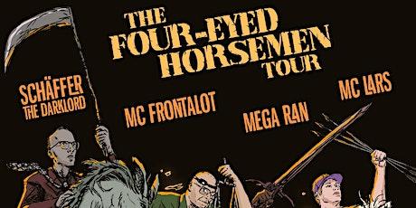 MC Lars, Mega Ran, MC Frontalot, Schaffer The Darklord tickets