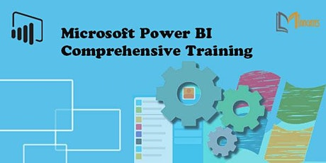 Microsoft Power BI Comprehensive 2 Days Training in Puebla entradas