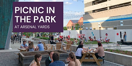 Thursday Picnic in the Park tickets