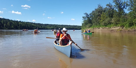 North Sask River Paddle Day! tickets