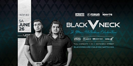 BLACK V NECK presented by REVIBE at The Forum tickets