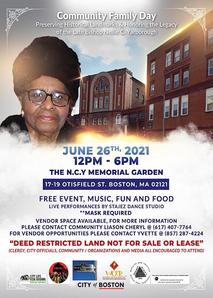 Community Family Day - June 26, 2021 image