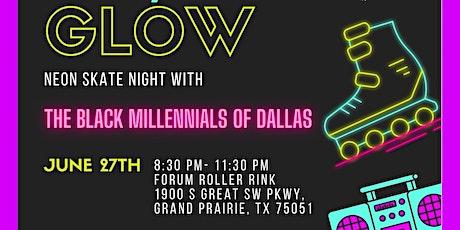 Ready, Set, Glow Neon Skate Night tickets