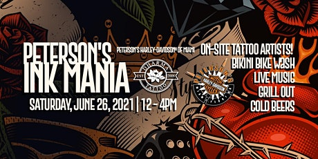 Peterson's Harley-Davidson Ink Mania tickets