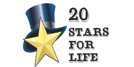 20 Stars For LIFE 2021 tickets